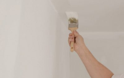 HOW TO PAINT A CEILING